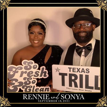 Rennie & Sonya - Photos