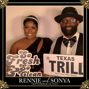 September 18, 2021 - Rennie & Sonya