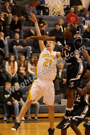 2009 01 20 Varsity Basketball Game vs. Southfield