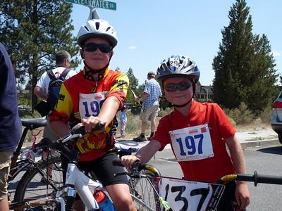 CCC Kid's Race July09