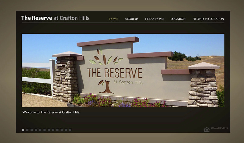 The Reserve at Crafton Hills