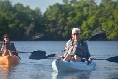 9AM Heart of Rookery Bay Kayak Tour - Keppler-Noreuil