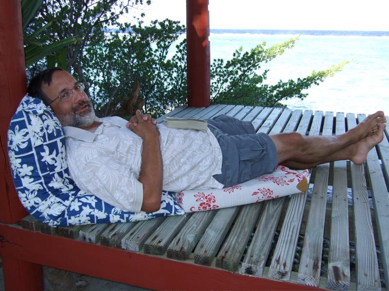 Relaxing at Kuriri