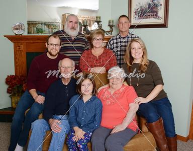 The Legge Family