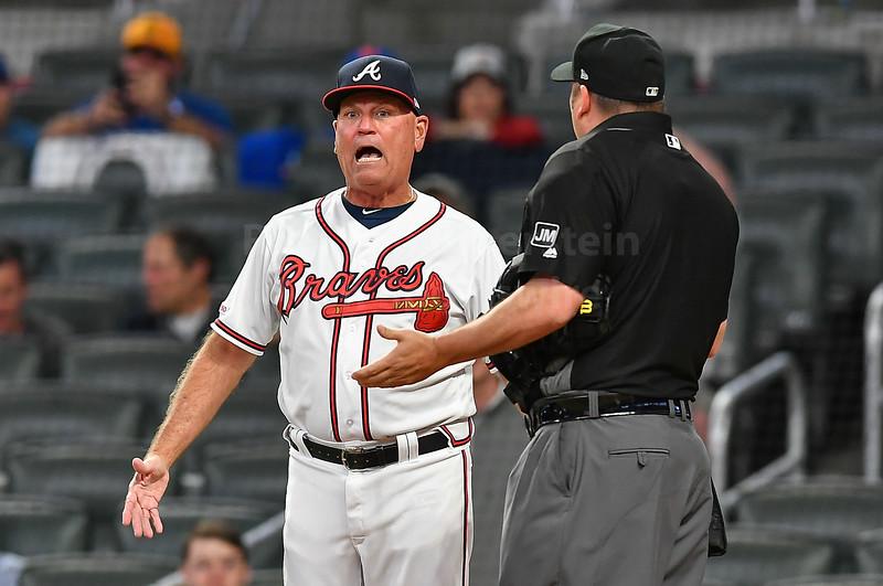 4/11/19 Atlanta Braves vs. New York Mets