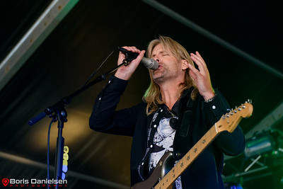 Heartless @ Norway Rock Festival 2018.