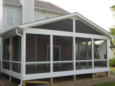 Morgan's Screened Porch
