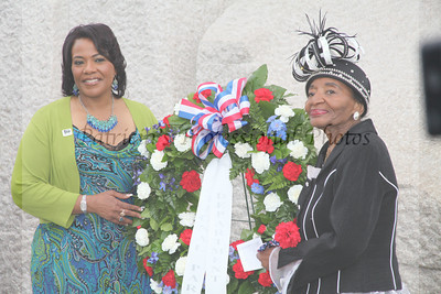 Martin Luther King Day - Wreath Laying Ceremony