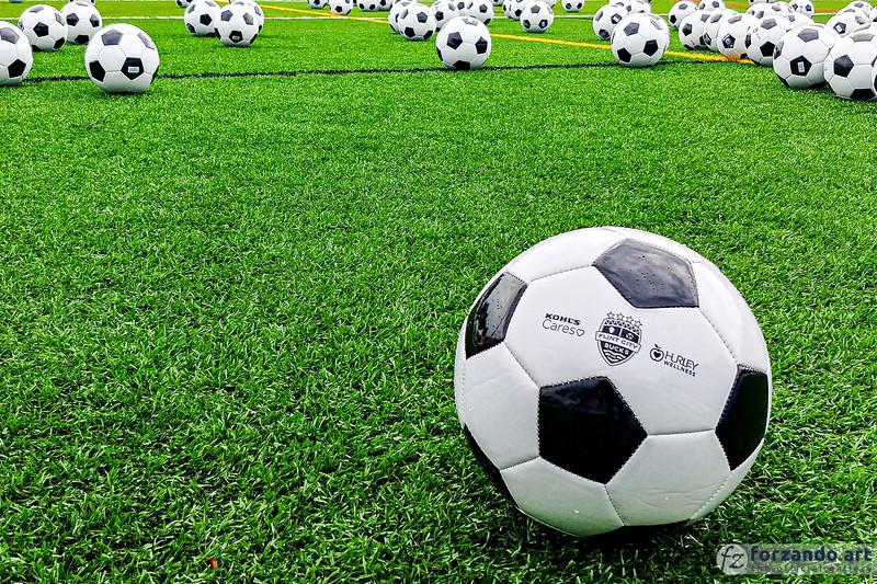 The Flint City Bucks and Hurley Medical Center Present a Kids Soccer Clinic