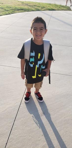 Julian | 1st | Camacho Elementary School