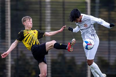 01052021 Watford U16s vs Garuda Select XI