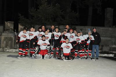 NE Bulldogs vs Red Rangers Jan 1, 2011