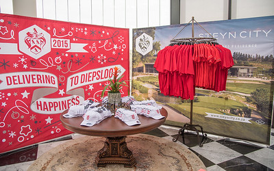 Delivering Happiness to Diepsloot Golf Day 2019