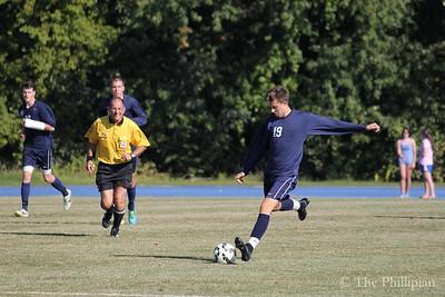 Boys Soccer vs. Taft 9/27/14