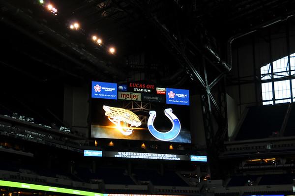 Masons At The Colts Game 10-22-2017