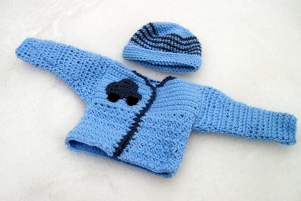 Crochet Works-babies