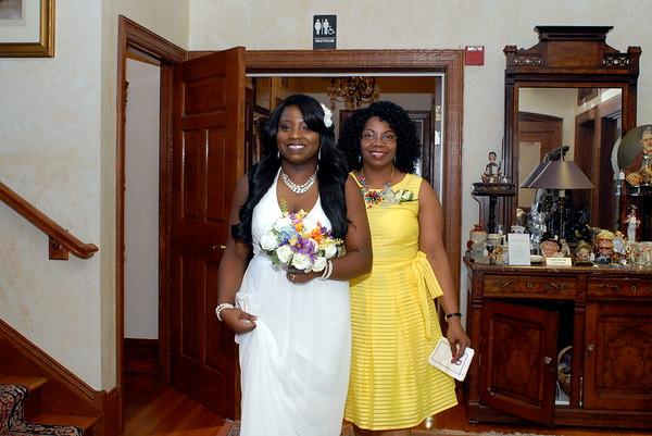 Gramercy wedding