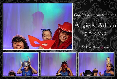 Angie & Adrian | July 6th 2013