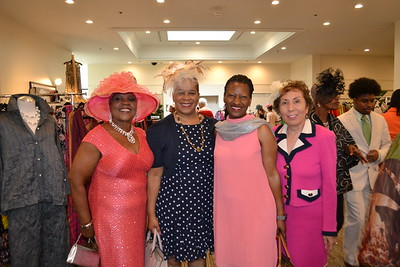 All About 'Hat-ti-tude' at PACEF Luncheon