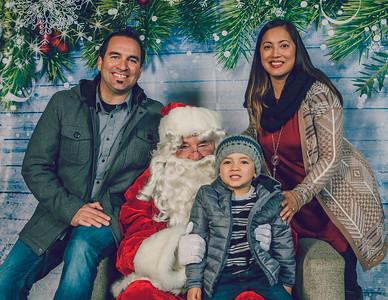 Family Christmas Movie Night 2018
