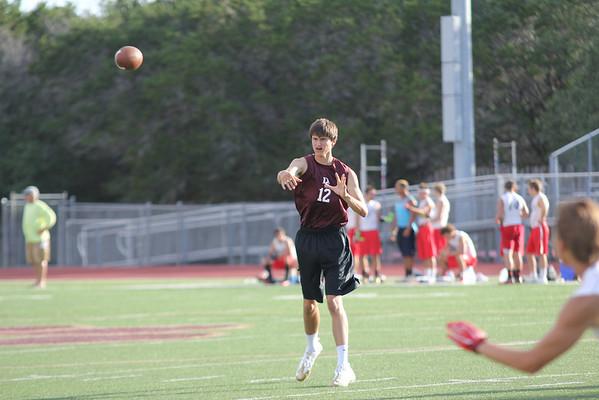 2013-06-15, 7 on 7 football