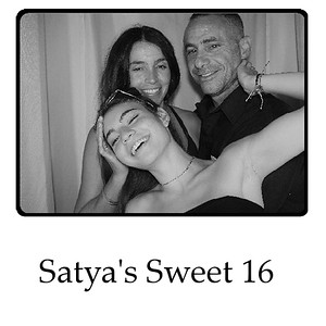 Satya's Sweet 16           July 24, 2018