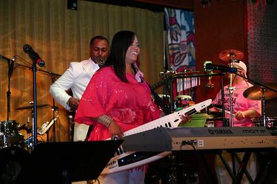 Jazz In Pink featuring Karen Jhonson Karen Briggs and Althea Renee