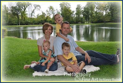 Cooper Family 2009