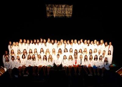 UI College of Nursing White Coat Ceremony 8/21/2015