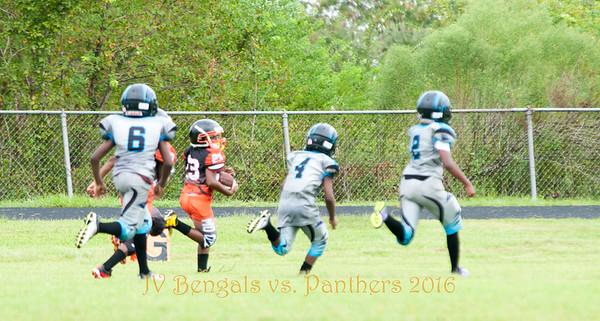 JV Bengals vs. Panthers