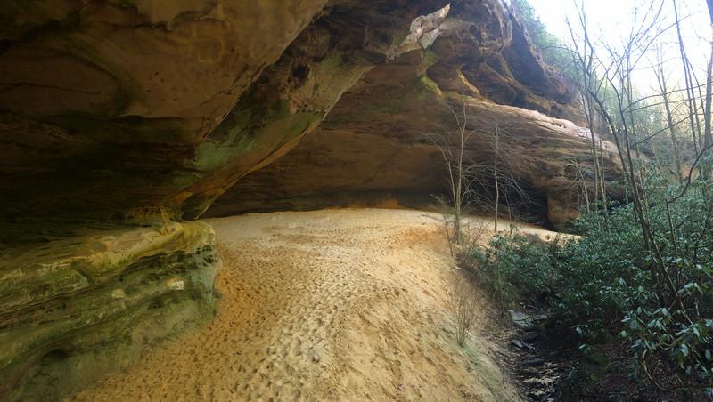 Sand Cave - 3,050'