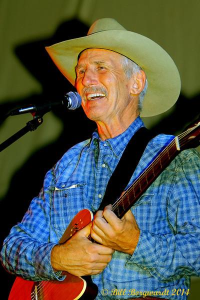 Ed Brown - 22nd annual Stony Plain Cowboy Gathering