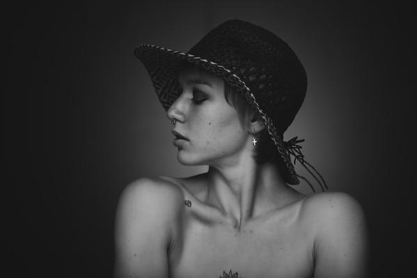 Molly B - Studio Portraits