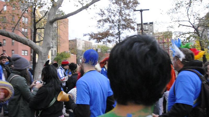 Halloween Parade N.Y.C. 2010
