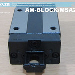 SKU: AM-BLOCK/MSA20S, PMI MSA Series 20S Dynamic Load Linear Guideway Carriage