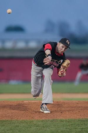 2016 ERHS Varsity Baseball vs Spotswood
