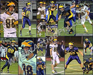 Matts 2010 Football Collage