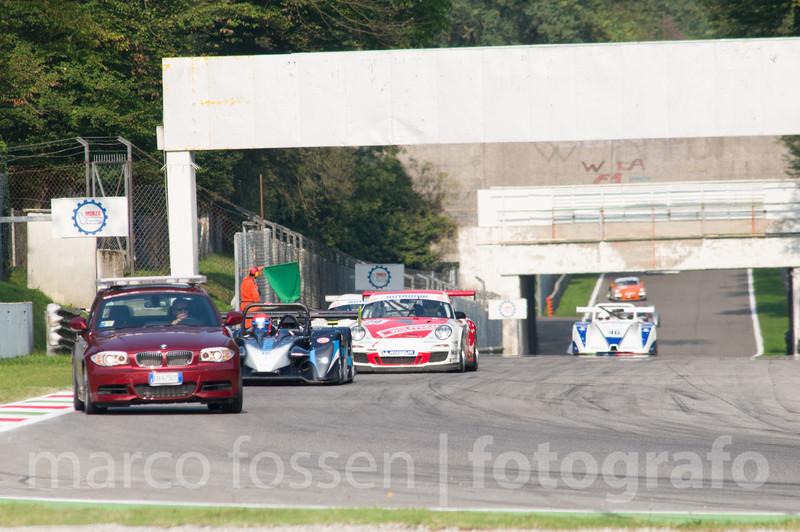 2011.09.24 - Monza - Porsche Club Nuerburgring - AvD 100 Meilen - Gara