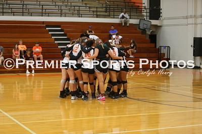 La Porte Varsity Volleyball vs. GC Memorial 8/18/2015