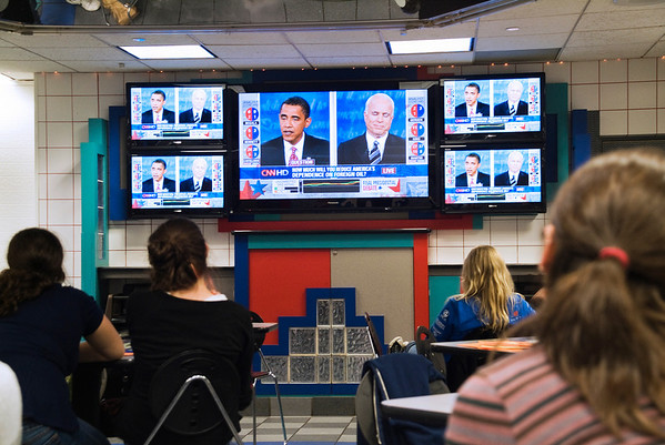 Third Presidential Debate Party @ Michael's