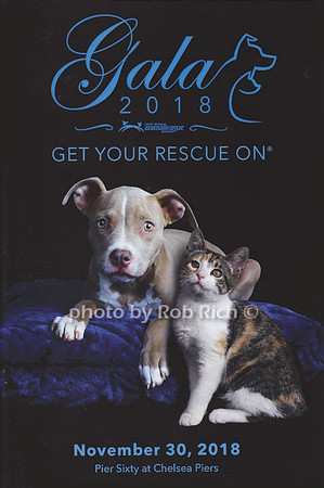 "North Shore Animal League America's Gala 2018- ""Get Your Rescue On"" @ Chelsea Pier 50 on 11-30-18.  all photos by Rob Rich/SocietyAllure.com ©2018 robrich101@gmail.com 516-676-3939"