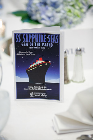 2019 Gala- SS Sapphire Seas, Gem of the Island