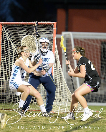 Girls Lax: Stone Bridge Varsity vs Westfields 4.2.2014 (by Steven Holland)