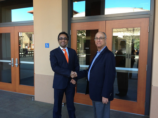 2013-02-15 Guest Speakers at Stanford Graduate School of Business