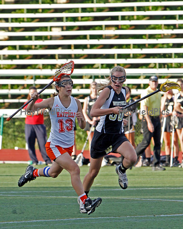 Girls Lacrosse Westfield 5/17/11