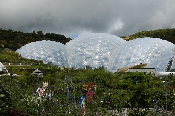 Eden Project - July 2008
