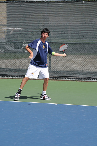 Menlo Boys Tennis 2009 - Frosh 2
