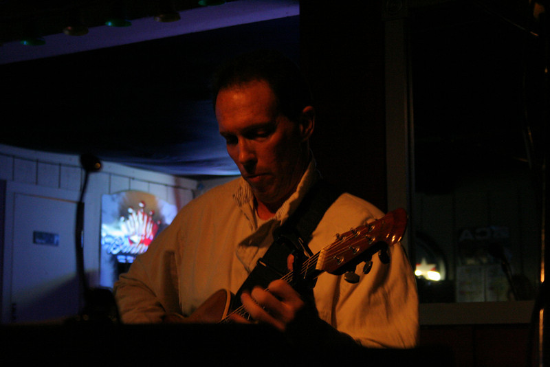 Kevin Burke, live at the Bartini!