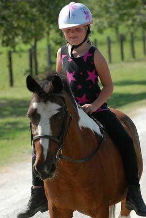 Riding at QRF