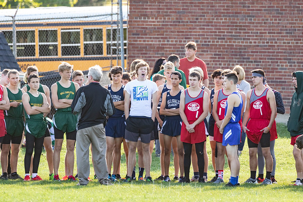2018-09-26 Hillsdale Academy Cross Country at Pittsford